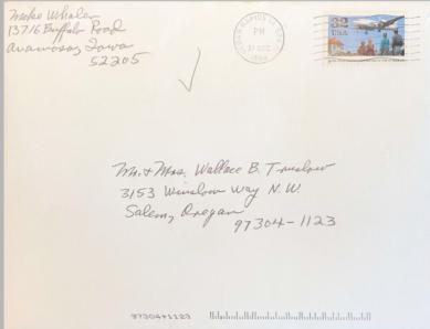 Crew Letters (Whalen) #4