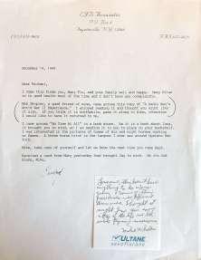 Crew Letter Burns #7