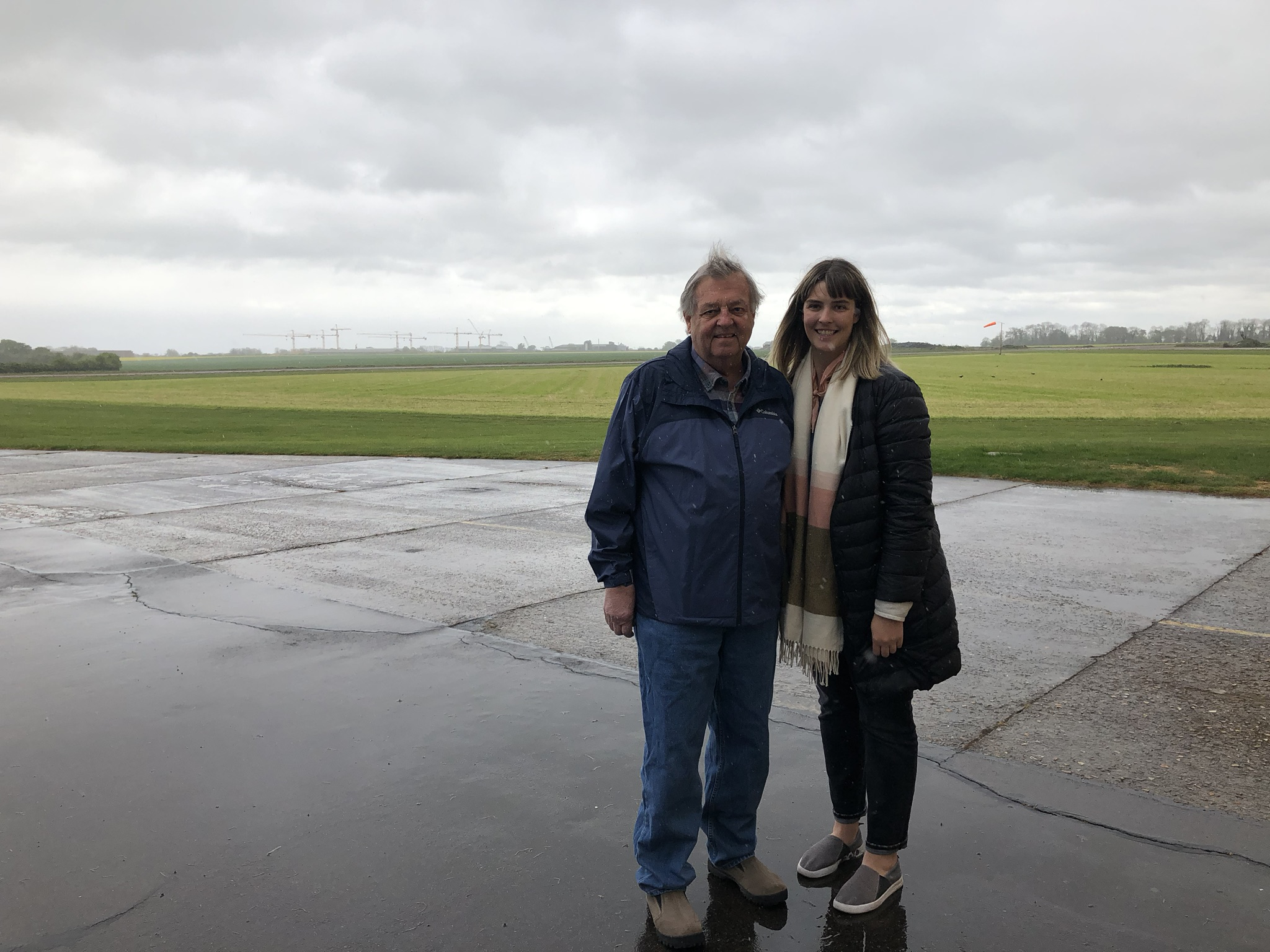 5 Moments from my Visit to Shipdham Airfield that Brought my Grandfather's WWII Service on a B-24 Back to Life